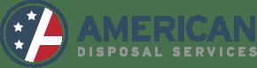 American Disposal Services logo