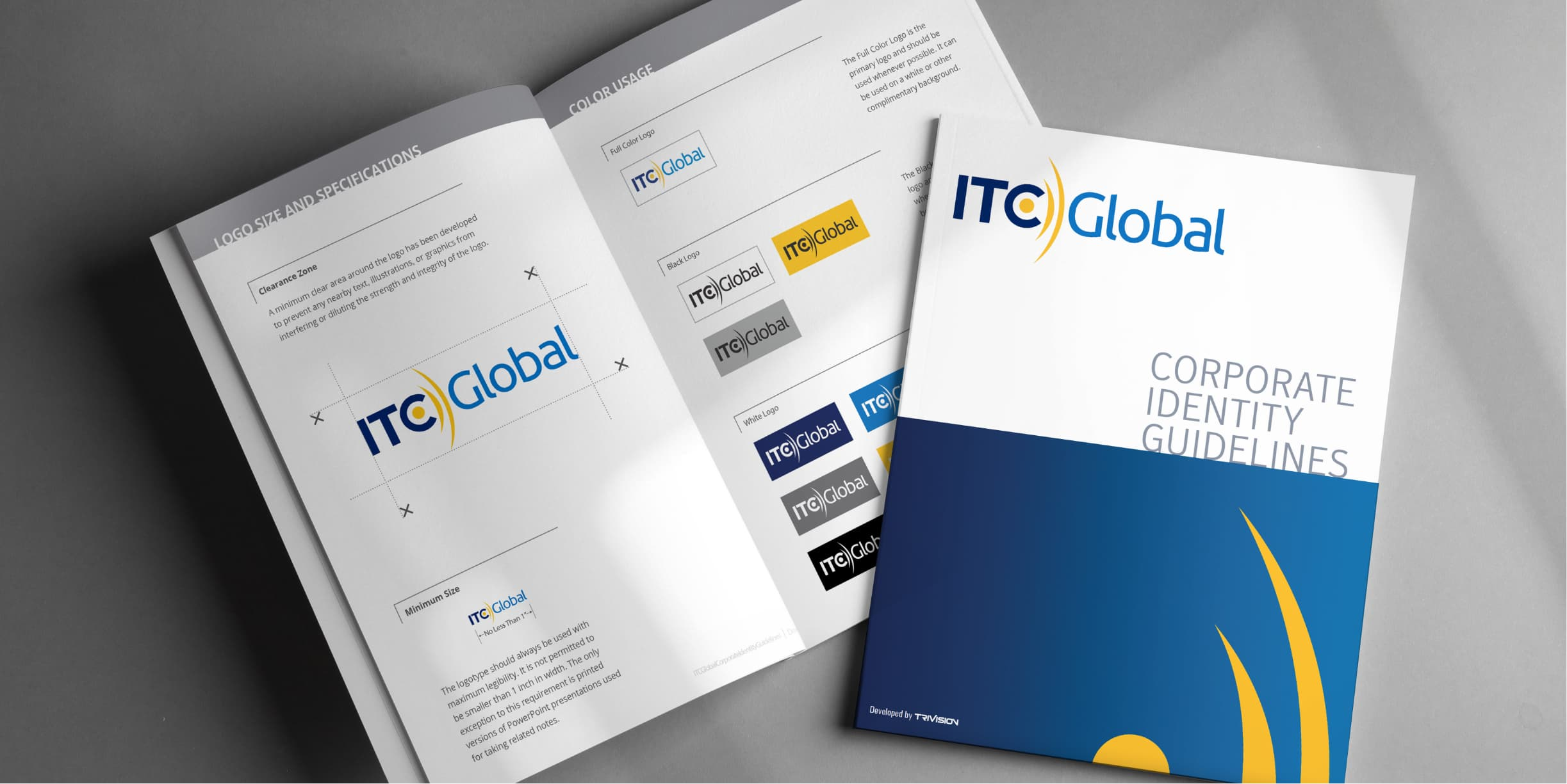 graphic itc global booklet