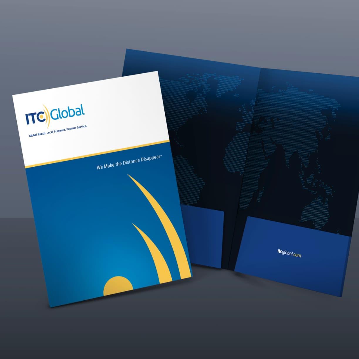 graphic itc global folder